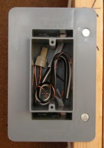 airfoil electrical box